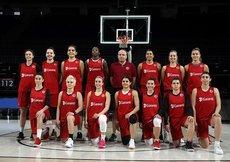 Kadın basketbolcuların Dünya Kupası kadrosu belli oldu