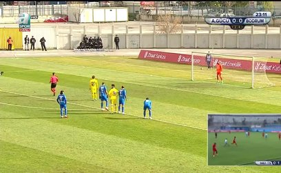 Ankaragücü 1-0 Bodrumspor