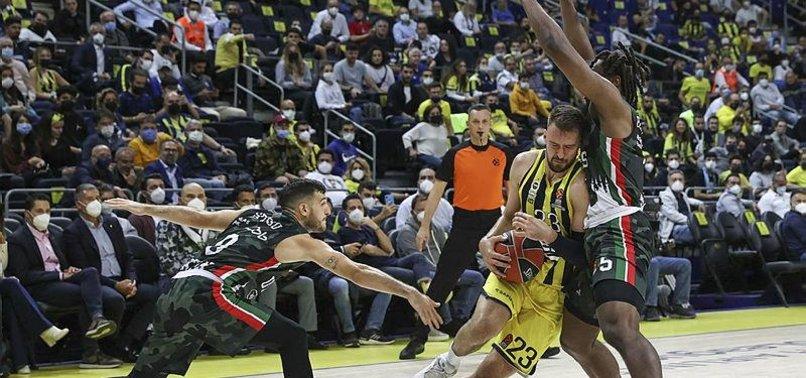 Fenerbahçe Beko 80 - 41 Unics Kazan (MAÇ SONUCU ÖZET)