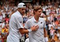 Wimbledon yarı finalinde tarih yazıldı