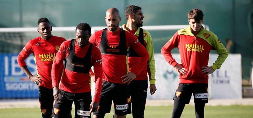 Göztepe'de Alanyaspor maçı hazırlıkları