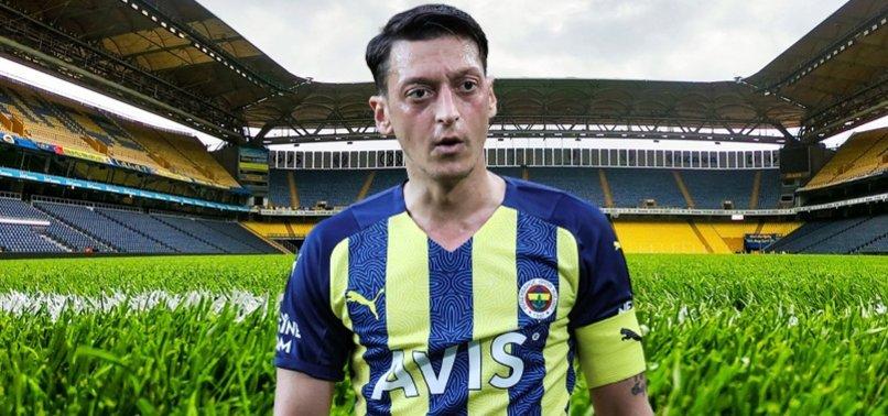 Fenerbahçe'de Mesut Özil'den Joachim Löw ve transfer açıklaması! Amerika'dan teklif aldım