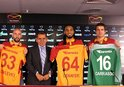 Galatasaraydan imza şov