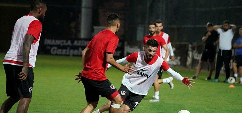 Gazişehir'de Beşiktaş hazırlıkları sürüyor