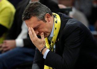 Fenerbahçe'de çarpıcı gerçek ortaya çıktı! Ali Koç...
