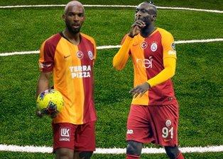Galatasaray'da büyük tehlike! Ryan Babel ve Mbaye Diagne...
