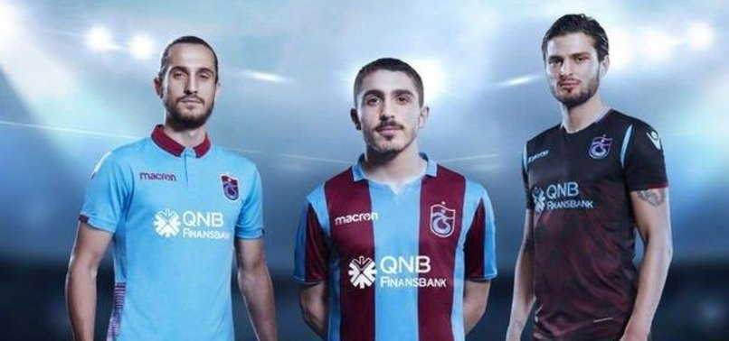 Trabzonspor'un yeni forması sosyal medyaya damga vurdu