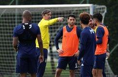 Fenerbahçede Sivasspor hazırlıkları devam ediyor