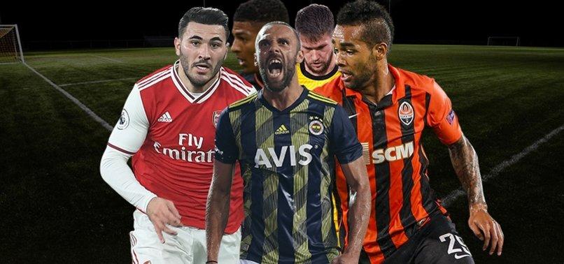 Son dakika spor haberi: Gündemde o isimler var! İşte Beşiktaş, Fenerbahçe, Galatasaray ve Trabzonspor'un transfer listesindeki oyuncular...