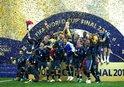 Dünya Kupası Fransanın (GENİŞ ÖZET)