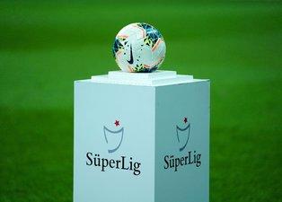 İşte Süper Lig'de güncel puan durumu! 10. hafta