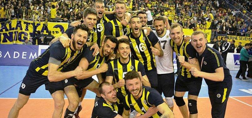 Bakan Kasapoğlu'ndan Fenerbahçe'ye tebrik