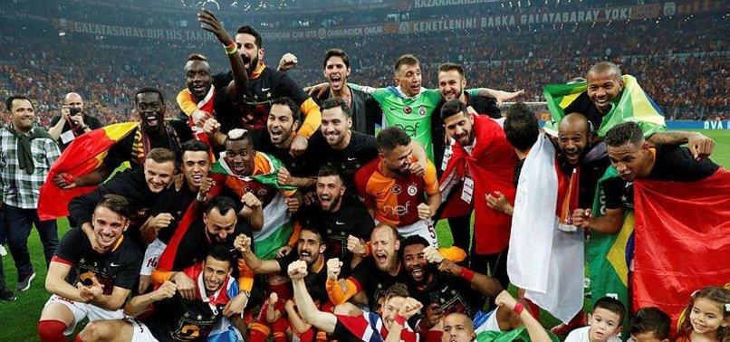 Usta yazardan olay yorum! Galatasaray çatır çatır şampiyon oldu