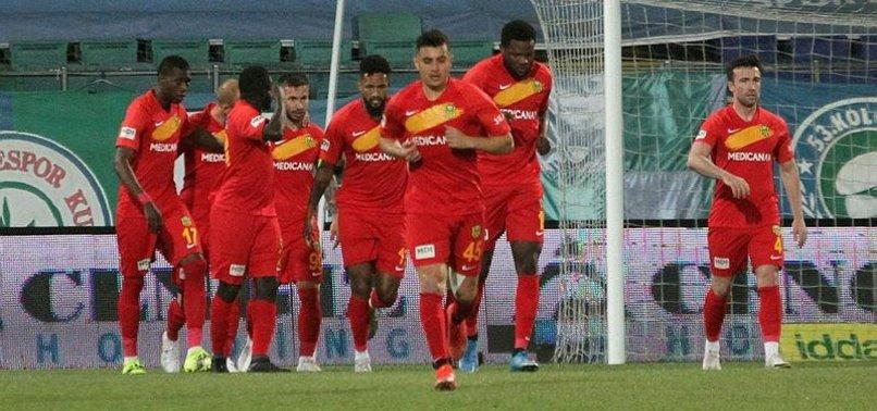 Çaykur Rizespor 0-4 Yeni Malatyaspor (MAÇ SONUCU-ÖZET)