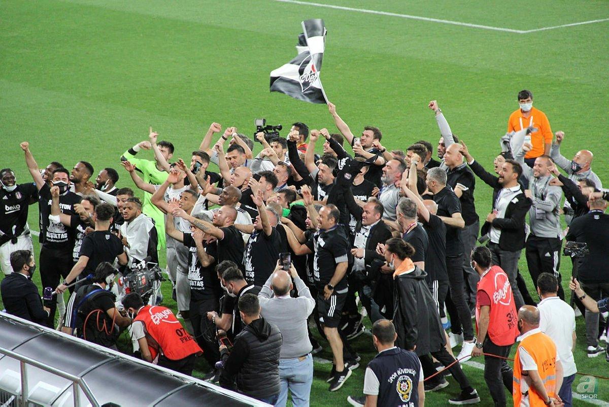 Son dakika spor haberi: Dünya basını Beşiktaş'ın şampiyonluğunu konuştu!