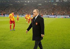Galatasaray'ın futbol mutbol oynadığı yok