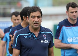 Trabzonspor teknik direktörü Ünal Karaman: Naz çekmeyiz