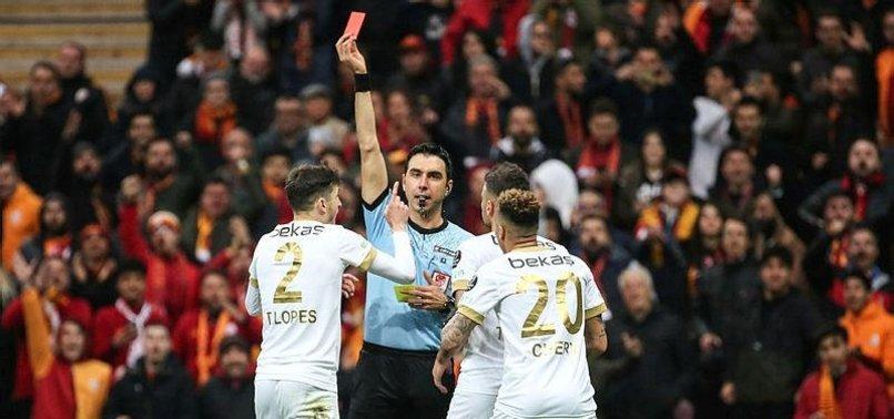 Usta yazardan olay yorum! Hakem Galatasaray'a maçı verdi!