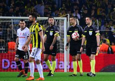 İşte Mete Kalkavanın Fenerbahçe-Beşiktaş maçı raporu