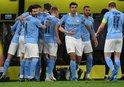 City Dortmund'u kupa dışına itti!