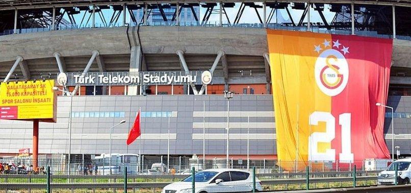 Galatasaray, 21'i stada astı!
