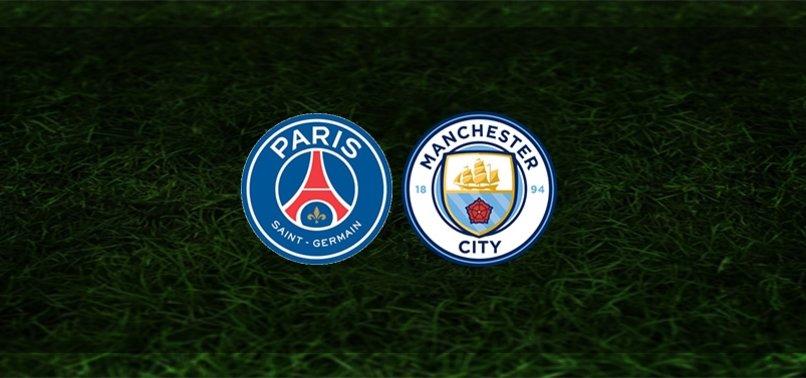 Paris Saint Germain (PSG) - Manchester City maçı ne zaman, saat kaçta ve hangi kanalda? | UEFA Şampiyonlar Ligi