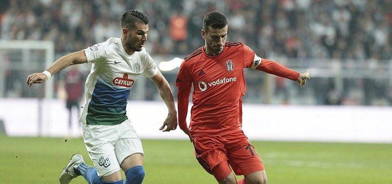 Beşiktaş ile Çaykur Rizespor 37  randevuda - Aspor