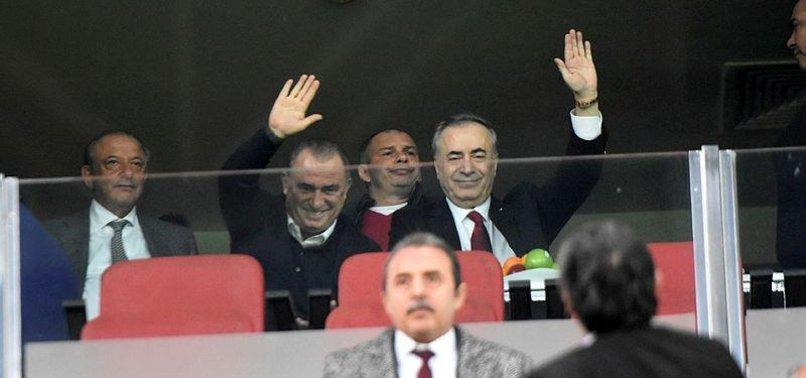 Mustafa Cengiz 'Fatih Terim benim elemanımdır' diyor