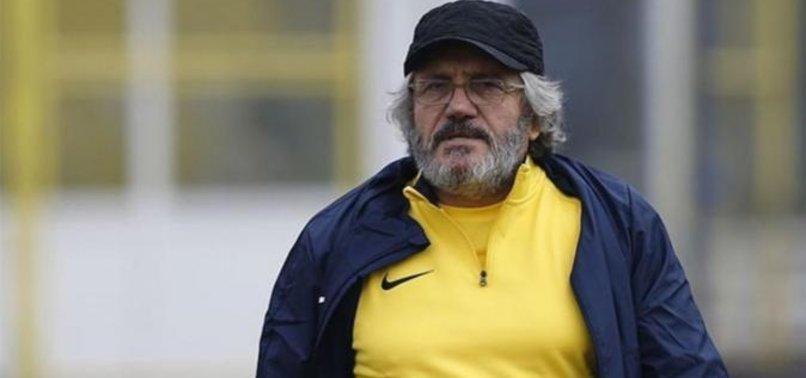 Son dakika spor haberleri: Mustafa Reşit Akçay entübe edildi