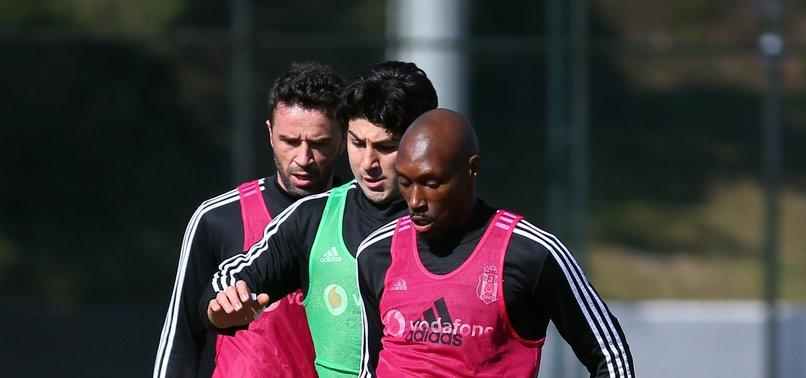 Beşiktaş'ta Adem Ljajic antrenmana katılamadı
