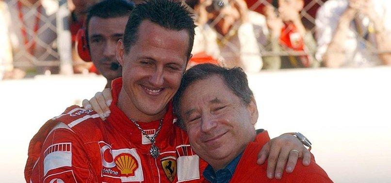 Jean Todt'tan Michael Schumacher müjdesi