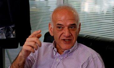 Ahmet Çakar: Halis Özkahya'yı beğenmedim