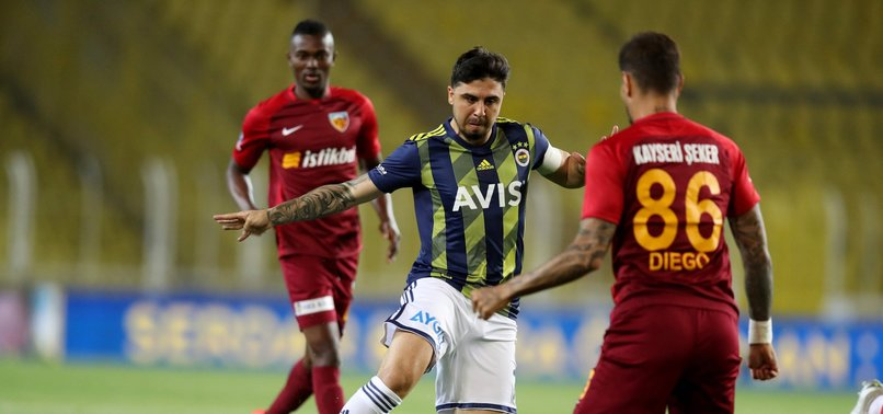 Fenerbahçe ile Kayserispor 49. randevuda! İşte o istatistikler...