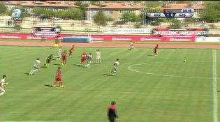 24 Erzincanspor 2 - 0 Gazişehir Gaziantep