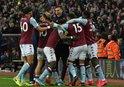 Aston Villa İngiltere Lig Kupası'nda finalde