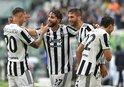 Juventus evinde kazandı