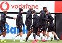 Beşiktaş'ta Demir Grup Sivasspor mesaisi