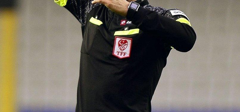 Son dakika spor haberi: Galatasaray - Beşiktaş derbisinin hakemi belli oldu!