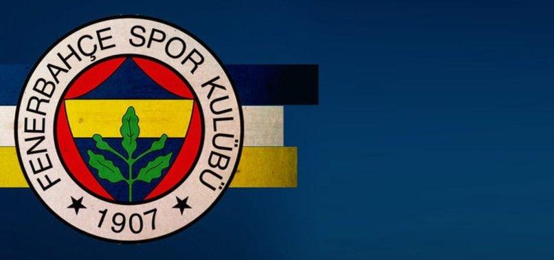 Fenerbahçe yeni tip corona virüsü (Covid-19) testlerinin negatif çıktığını duyurdu!