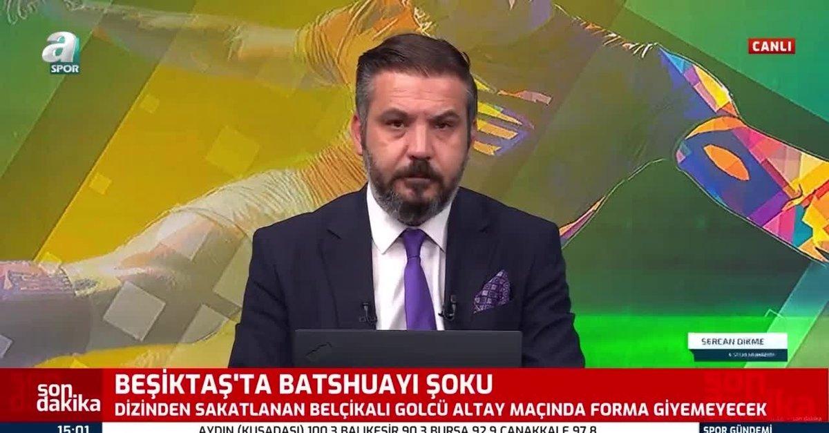 Beşiktaş'a diğer kötü haber Batshuayi'den geldi!