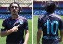 Trabzonspor'un keşan motifli formasına büyük ilgi