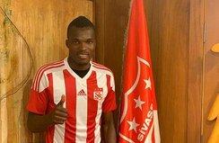 Sivasspor Isaac Cofie'yi transfer etti