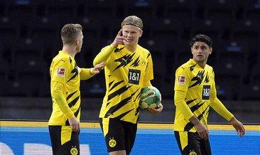 Dortmund farka koştu! Haaland şov yaptı
