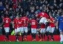 Manchester United, Chelseayi devirdi