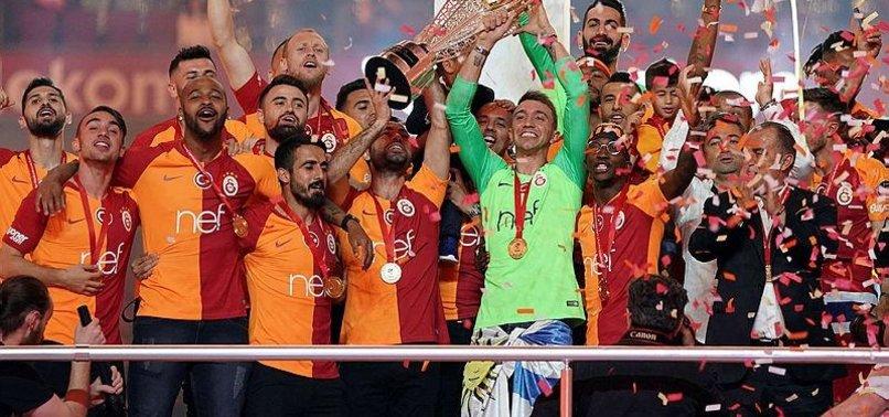 Galatasaray'a dev gelir! İşte şampiyonluk kutlamasında elde edilen para