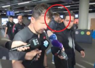 Emre Belözoğlu'na fırçayı uzatan kişinin kim olduğu ortaya çıktı!