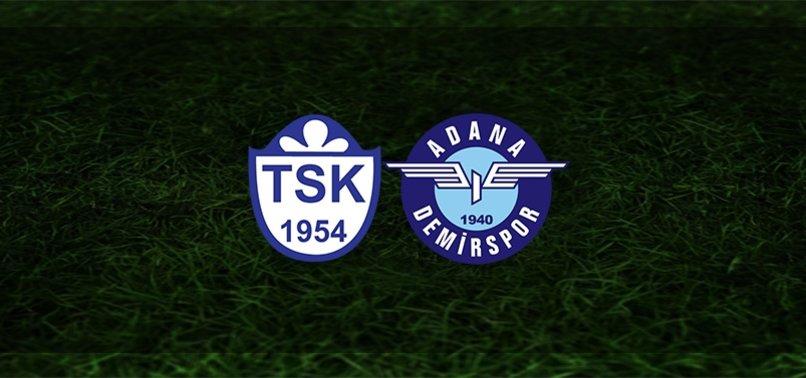 Tuzlaspor - Adana Demirspor maçı ne zaman, saat kaçta ve hangi kanalda? | TFF 1. Lig