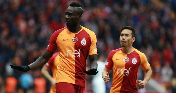 Galatasaray'da Diagne ile ilgili yeni karar! Fatih Terim...