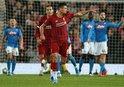 Liverpool'da 1 puanı Lovren kurtardı