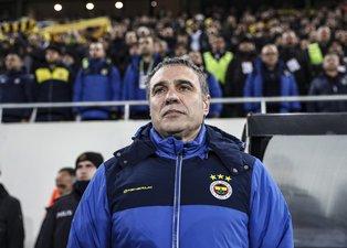 Galatasaray maçı öncesi Fenerbahçe'de çanlar çalıyor! Erol Bulut ve Alex de Souza...